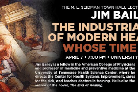 The Industrial Giants of Modern Healthcare Whose Time is Past—M.L. Seidman Town Hall Lecture