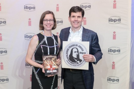 Benjamin Franklin Award Winner for Popular Fiction