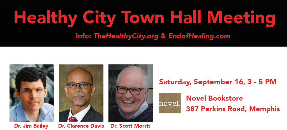 Healthy City Town Hall